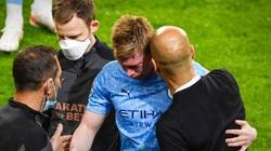 NÓNG: De Bruyne gãy xương mũi và hốc mắt, ĐT Bỉ lâm nguy