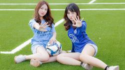 """Chelsea đăng quang, hotgirl Việt Nam hứa tung ảnh """"nóng"""""""