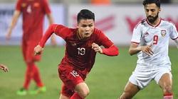 """Nếu toàn thắng tại UAE, ĐT Việt Nam có thể tạo cột mốc """"có 1-0-2"""""""