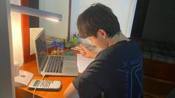 Khảo sát trực tuyến cho học sinh lớp 12: Bài đọc dài, nhiều từ mới