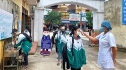 Thái Nguyên: Cách ly 44 học sinh và 5 giáo viên liên quan đến vùng dịch ở Vĩnh Phúc