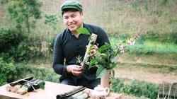 Chàng trai người Tày bỏ chè Shan tuyết vào ống tre treo gác bếp, bất ngờ ra loại chè ai uống cũng mê