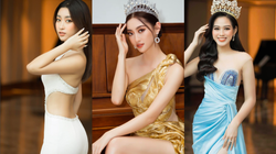 """Hoa hậu Đỗ Mỹ Linh, Lương Thùy Linh bất ngờ """"tái xuất"""" trong clip Miss World 2021, Đỗ Thị Hà gây chú ý"""