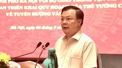 Bí thư Hà Nội Đinh Tiến Dũng nói về việc cần thiết xây dựng đường Vành đai 4
