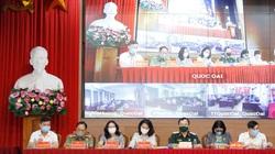 Cử tri Hà Nội chia sẻ với người ứng cử đại biểu Quốc hội khóa XV việc dân không muốn ăn gà mình nuôi