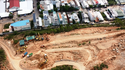 Vụ nổ mìn ở dự án Haborizon Nha Trang: Chủ đầu tư đã hỗ trợ cho các hộ dân bị nứt nhà
