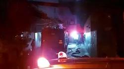 Clip: Cận cảnh vụ cháy nhà khiến 8 người tử vong ở quận 11, TP. HCM