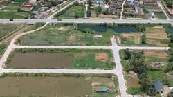 Giá đất vùng ven Hà Nội có nơi tăng 45%