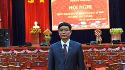 Chân dung tân Bí thư Tỉnh ủy Đắk Lắk Nguyễn Đình Trung