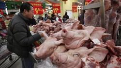 Nhập khẩu thịt của Trung Quốc tăng 6,9% trong tháng 4