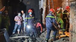 ẢNH-CLIP: Hiện trường bên trong căn nhà cháy làm 8 người chết ở TP.HCM