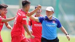 HLV Park Hang-seo bất ngờ gạch tên 5 cầu thủ U22 Việt Nam