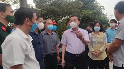 """Xuất hiện """"ổ dịch"""" liên quan đến Bắc Ninh, Chủ tịch Hà Nội yêu cầu phải nâng mức cảnh báo lên cao hơn"""