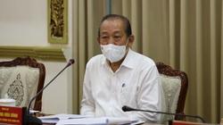 Phó Thủ tướng Thường trực Trương Hòa Bình: Phải dập tắt ổ dịch Covid-19 từ nhóm tôn giáo trong 1-2 tuần