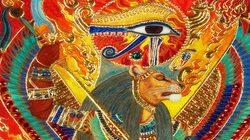 """Sekhmet - Nữ thần Ai Cập cổ và """"ma cà rồng đầu tiên của thế giới"""""""