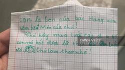 """Vì chú mèo đi lạc, con gái viết thư tiết lộ """"bí mật"""" của bố"""