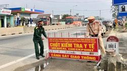 Quảng Ngãi: Bỏ 4 chốt kiểm soát phía bắc, dừng cách ly người về từ Đà Nẵng