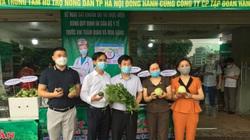 Hội Nông dân Việt Nam tham gia hỗ trợ hơn 700 cửa hàng bán nông sản bị ảnh hưởng bởi dịch Covid-19