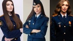 Nga tổ chức cuộc thi Hoa khôi cai ngục