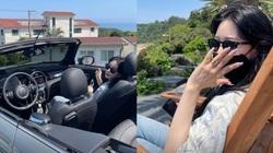 """Han Ye Seul cùng tình trẻ kém 10 tuổi du lịch bất chấp tin đồn yêu """"trai bao"""""""