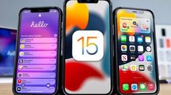 Hàng loạt lỗi có thể bị khi người dùng nâng cấp lên iOS 15