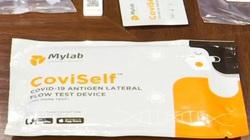 Công ty khởi nghiệp ra mắt bộ xét nghiệm tại nhà đầu tiên của Ấn Độ