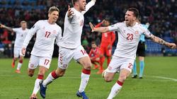 Xem trực tiếp Đan Mạch vs Phần Lan trên VTV6