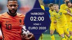 """Nhận định, dự đoán tỷ số Hà Lan vs Ukraine (EURO 2020): """"Lốc cam"""" gặp khó"""