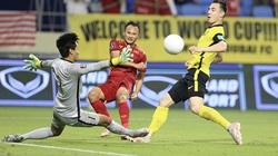 ĐT Malaysia sử dụng bao nhiêu cầu thủ nhập tịch trong trận thua Việt Nam?