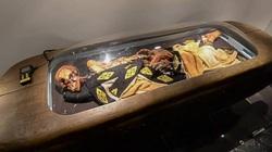 """Giải mã bí ẩn nghìn năm về xác ướp """"Tiên nữ băng"""" kỳ lạ"""