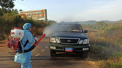 Đắk Nông: Tuyên truyền phòng, chống dịch đến từng nhà dân