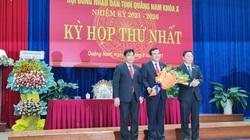 Ông Phan Việt Cường tái cử Chủ tịch HĐND tỉnh Quảng Nam khóa X