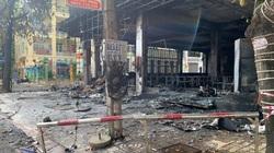 Vụ cháy phòng trà 6 người tử vong ở Nghệ An: Công an, Viện Khoa học hình sự vào cuộc điều tra nguyên nhân