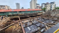 Hà Nội: Ồ ạt rao bán căn hộ chung cư khi dự án còn là bãi đất trống
