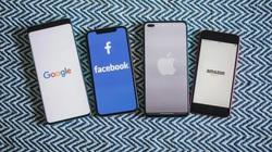 """Luật mới sắp đưa Amazon, Apple, Facebook, Google lên """"dàn hỏa"""""""