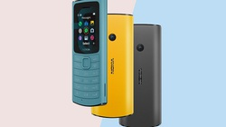 Ra mắt cặp điện thoại Nokia 4G giá rẻ, cấu hình ngỡ ngàng