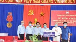 PC Đắk Lắk: Ủng hộ 355 triệu đồng cho Quỹ vắc xin phòng chống Covid-19