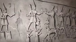 Những bức chạm khắc 3.000 năm tuổi tiết lộ về 'thế giới ngầm' bên dưới lòng đất