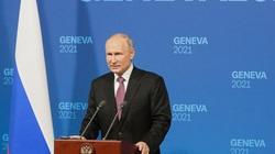 Ông Putin nói gì sau cuộc gặp gỡ thượng đỉnh với Biden?