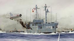 Triều Tiên bắt giữ tàu USS Pueblo, Mỹ lên kế hoạch tấn công hạt nhân