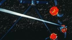 Mỹ đang thử nghiệm vũ khí năng lượng ngoài không gian?