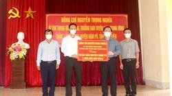 Điện Biên: Đồng chí Nguyễn Trọng Nghĩa, Bí thư TW Đảng, Trưởng ban Tuyên giáo TW tặng huyện Nậm Pồ 1 tỷ đồng