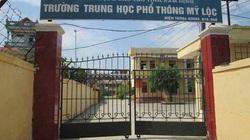 Nam sinh quay lén cô giáo trong toilet, tống tiền: Hiệu trưởng nhà trường lên tiếng