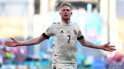 Kết quả, BXH EURO 2020 ngày 18/6: De Bruyne tỏa sáng, Bỉ ngược dòng thắng Đan Mạch