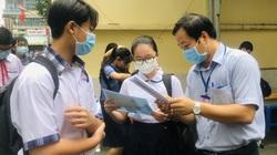 TP.HCM: Trường Phổ thông Năng khiếu công bố điểm thi lớp 10