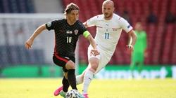 Kết quả, BXH EURO ngày 19/6: Croatia bất lực trước CH Czech