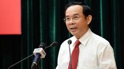Bí thư Nguyễn Văn Nên và Bí thư 4 thành phố trực thuộc T.Ư đều không ứng cử đại biểu HĐND thành phố