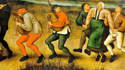 """Frau Troffea và lời nguyền thời Trung cổ về hội chứng """"cuồng khiêu vũ"""""""