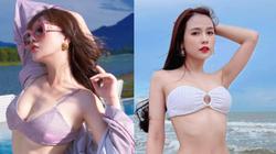 """Sam hiếm hoi mặc quyến rũ """"bỏng mắt"""" ở biển, Phương Oanh dẫn đầu top sao mặc đẹp tuần qua"""