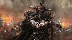 Không đầu hàng, vua Herlaug và 11 chiến binh chấp nhận bị chôn sống